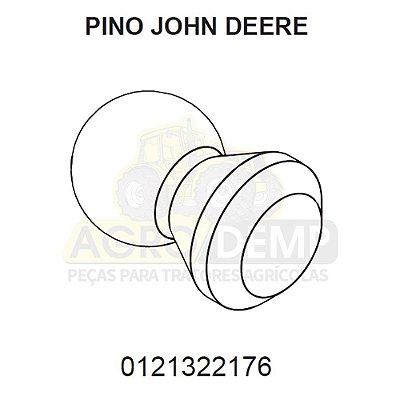 PINO ESFERA (COLHEITADEIRA DE CANA) - JOHN DEERE 3510 - 0121322176