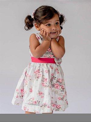 Vestido Bebê Bianca