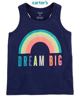 Camiseta Carter's - Dream Big