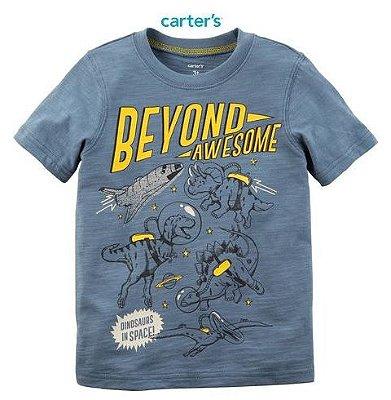 Camisa Carter's Manga Curta - Beyond Awesome