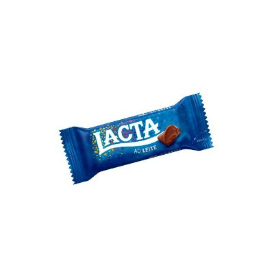 Chocolate ao Leite com 20 unidades de 20g cada Lacta