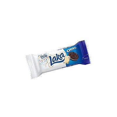 Chocolate Laka com Oreo com 20 unidades de 20g cada Lacta