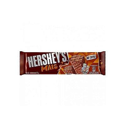 Hershey's mais Chocolate ao leite 115g