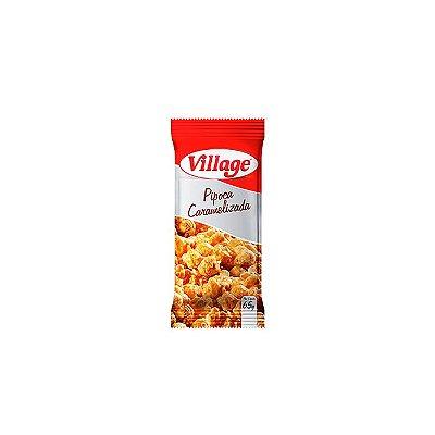 Pipoca Caramelizada Village 65g