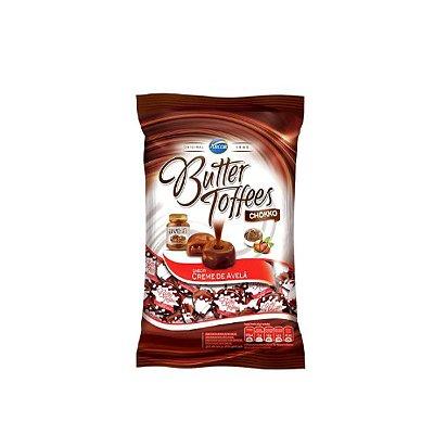 Bala Butter Toffees Creme de Avelã 600g Arcor