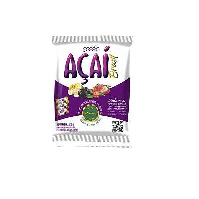 Bala Açai pacote com 600g Peccin
