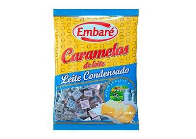 Bala Caramelos de leite com leite condensado 660g Embaré