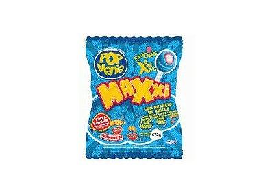 Pirulito Pop Mania Maxxi Framboesa 672g
