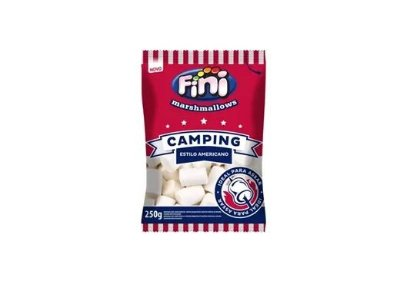 Marshmallow Fini Camping 250g