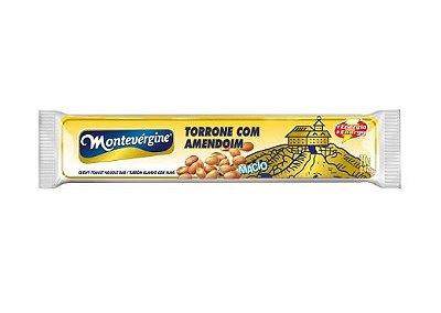 Torrone com Amendoim Montevérgine 3 unidades de 90g