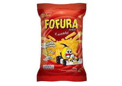 SALGADINHO FOFURA PALITO SABOR QUEIJO 45g