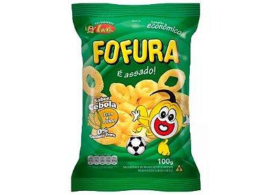SALGADINHO FOFURA SABOR CEBOLA 100g