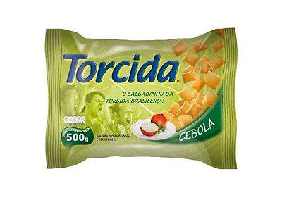 SALGADINHO TORCIDA SABOR CEBOLA 500g