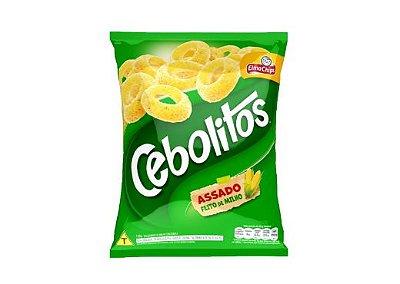 SALGADINHO ELMA CHIPS CEBOLITOS 110g