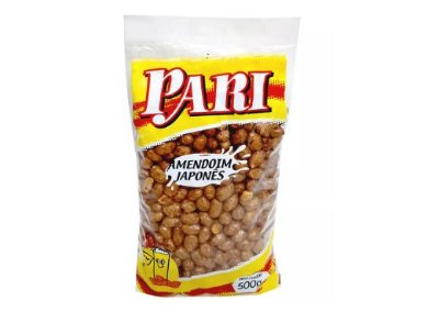 Amendoim Japonês Pari 500g