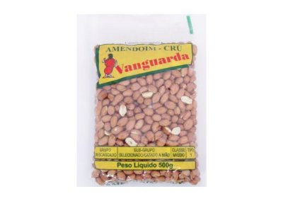 Amendoim Crú Vanguarda 500g