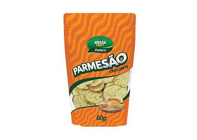 PETISCO BRASIL FRUTT SABOR PARMESÃO 60g