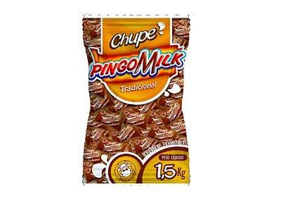 Doce Chupe Chupe Pingo Milk Tradicional 1,5kg