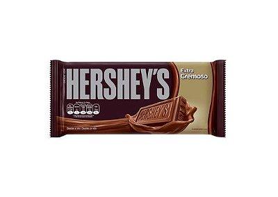 Barra de Chocolate Hersheys Ao Leite Extra Cremoso 92g