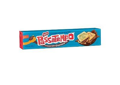 Biscoito Passatempo Recheado sabor Chocolate Nestle 130g