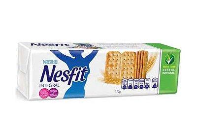 Biscoito Nesfit Integral Salgado Nestle 170g