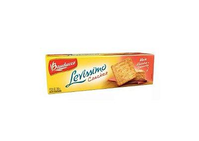BISCOITO BAUDUCCO LEVÍSSIMO CRAKER 200g