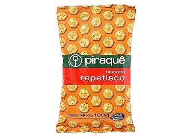 Biscoito Salgado com Ervas Finas Repetisco Piraquê 100g