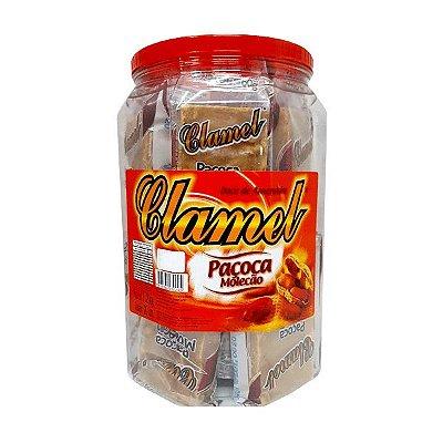 Pote de Doce de Amendoim Molecão Caseiro Shalon 20 unidades 1,2kg