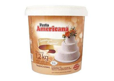 PASTA AMERICANA CONSISTÊNCIA ORIGINAL ARCOLOR 1,2kg