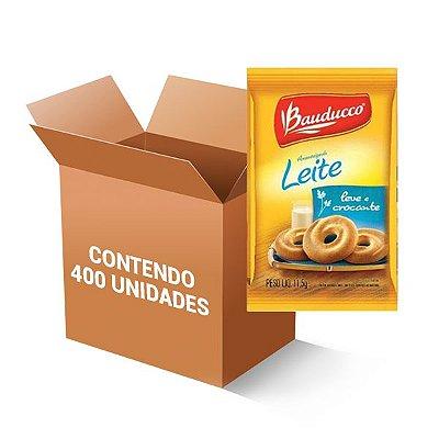 Biscoito Leite Sachê Bauducco contendo 400 unidades
