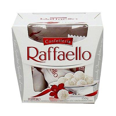 Bombom Raffaello Ferrero Rocher 150g