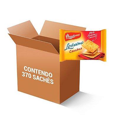Biscoito Bauducco Levíssimo Cracker Contendo 370 Sachets de 8,5g Cada