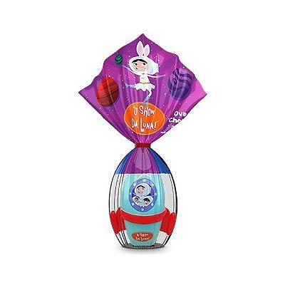 Ovo O Show da Luna Village 120g com Copo Foguete