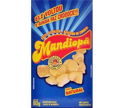 MANDIOPÃ NATURAL 80g