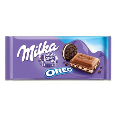 Chocolate Milka Oreo 100g