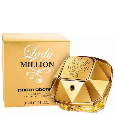 Lady Million Paco Rabanne - Perfume Feminino - Eau de Parfum