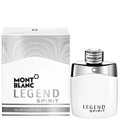 Legend Spirit Montblanc - Perfume Masculino - Eau de Toilette