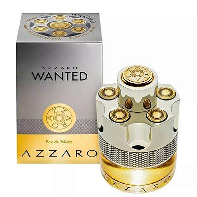 Wanted Azzaro - Perfume Masculino - Eau de Toilette