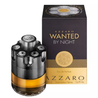 Wanted Night Azzaro - Perfume Masculino - Eau de Parfum