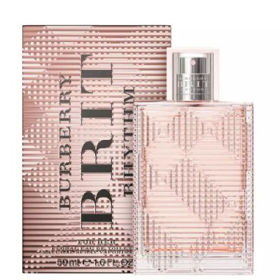 Brit Rhythm Floral Burberry - Perfume Feminino - Eau de Toilette