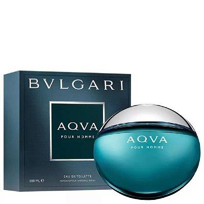 Aqva Pour Homme Bvlgari - Perfume Masculino - Eau de Toilette