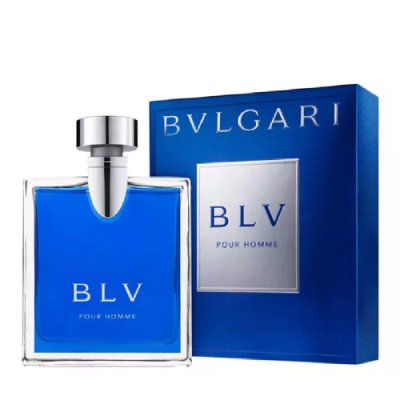 BLV Pour Homme Bvlgari - Perfume Masculino - Eau de Toilette