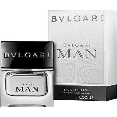Bvlgari Man - Perfume Masculino - Eau de Toilette