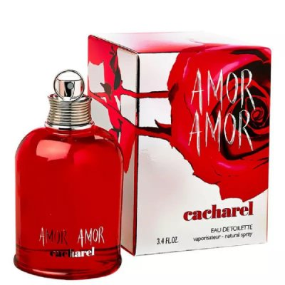 Amor Amor Cacharel - Perfume Feminino - Eau de Toilette