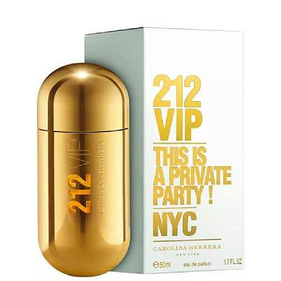 212 Vip Carolina Herrera - Perfume Feminino - Eau de Parfum