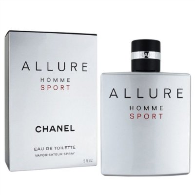 Allure Homme Sport Chanel - Perfume Masculino - Eau de Toilette