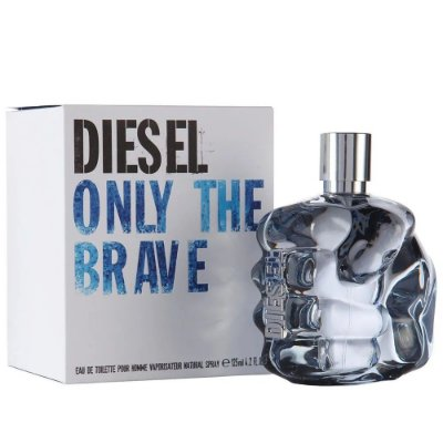 Only the Brave Diesel - Perfume Masculino - Eau de Toilette