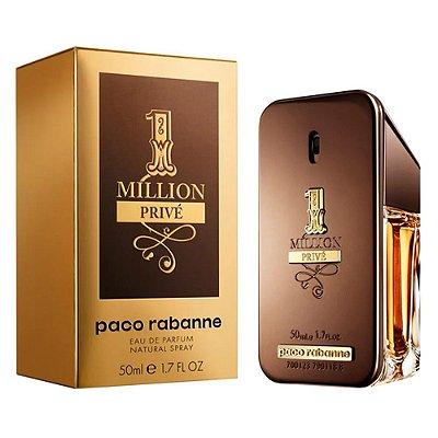 1 Million Privé Paco Rabanne - Perfume Masculino - Eau de Parfum