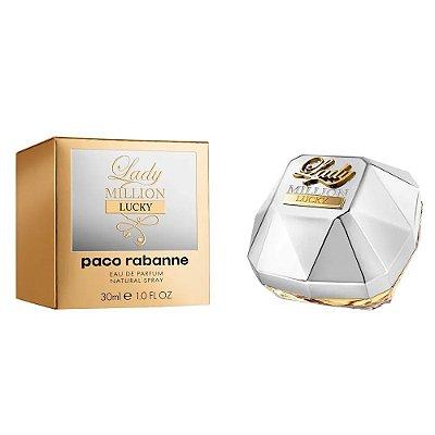 Lady Million Lucky Paco Rabanne - Perfume Feminino - Eau de Parfum