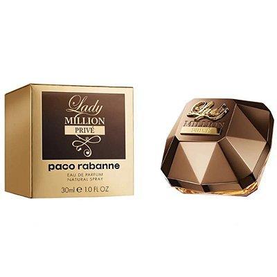 Lady Million Privé Paco Rabanne - Perfume Feminino - Eau de Parfum